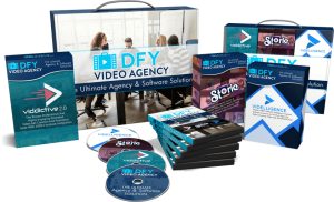 DFY-Video-Solution Software Business -with Agency & Reseller Rights