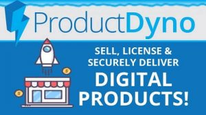 ProductDyno - Digital Product & Content Delivery & Licensing