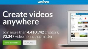 WeVideo - Full Video Creator and Editing Software Online