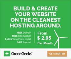 Greengeeks - The Best, Cleanest Green Website Hosting Provider 2020