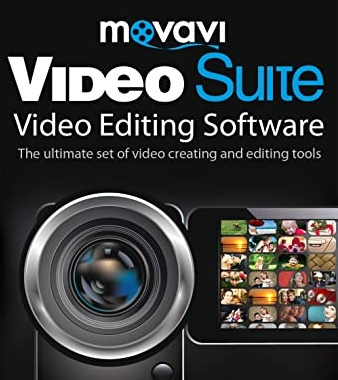 Movavi Video Suite Editing Software 2021