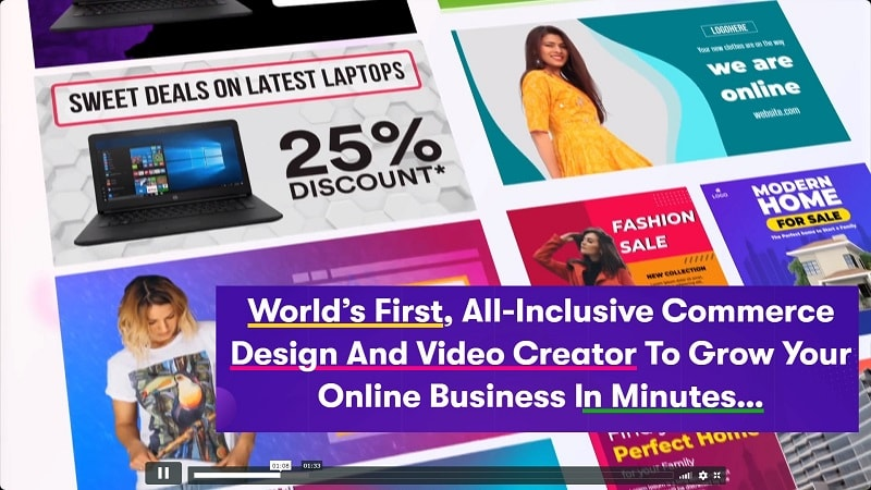 Commerce Mojo - Best Ad Design & Creation Software