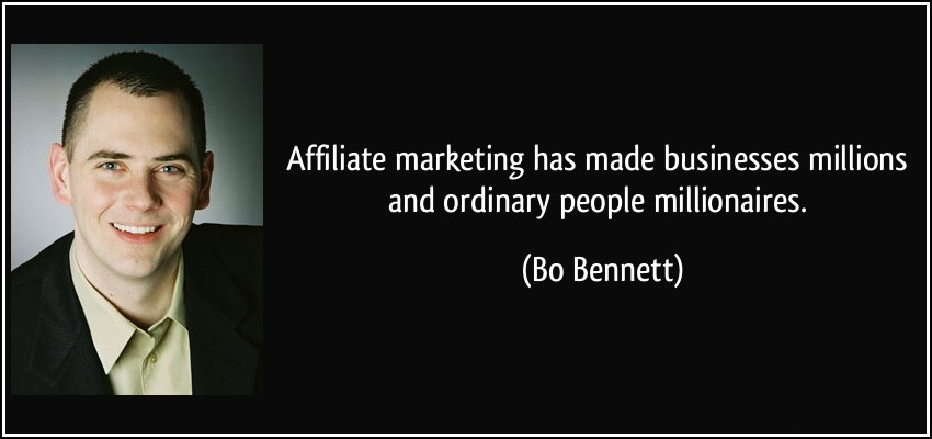 Affiliate Marketing - Made Many Businesses Millions