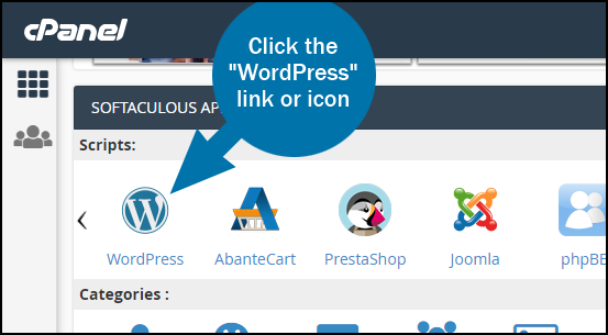 How to Install WordPress in cPanel Using Softaculous with Greengeeks