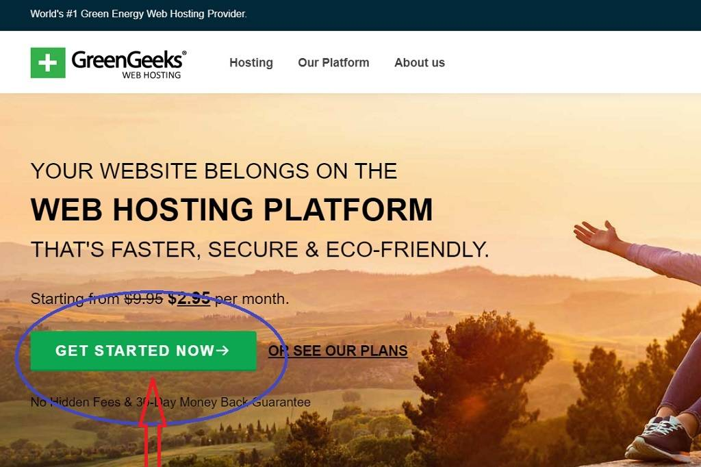 Greengeeks Website Hosting Plans Cheapest
