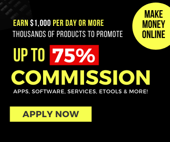 Affiliate Programs - Up to 75% Promoting Digital Products & Services