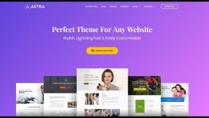 Astra WordPress Theme. Multipurpose Theme for any Website or Blog