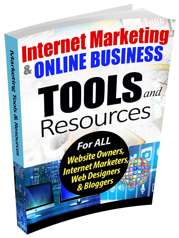 Internet Marketing-Tools and Resources eBook