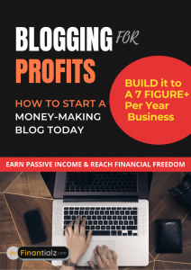 Blogging For Profits. How to Start a Money Making Blog Online from Home