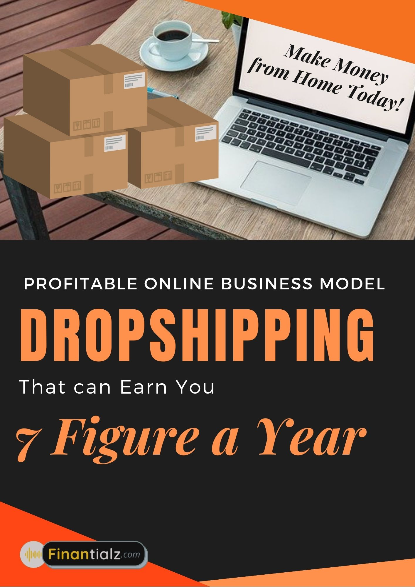Dropshipping - Profitable Online Business Model. A 7-8 Figure a Year Business