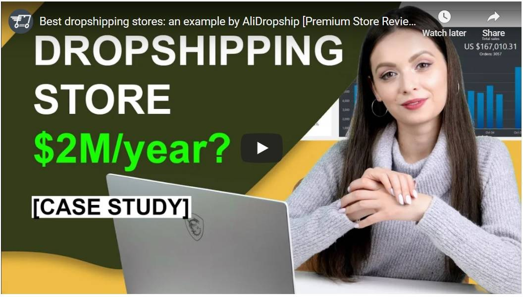 How to Start A 7 Figure Dropshipping Store Generating up to $2Million Per Year [Case Study]