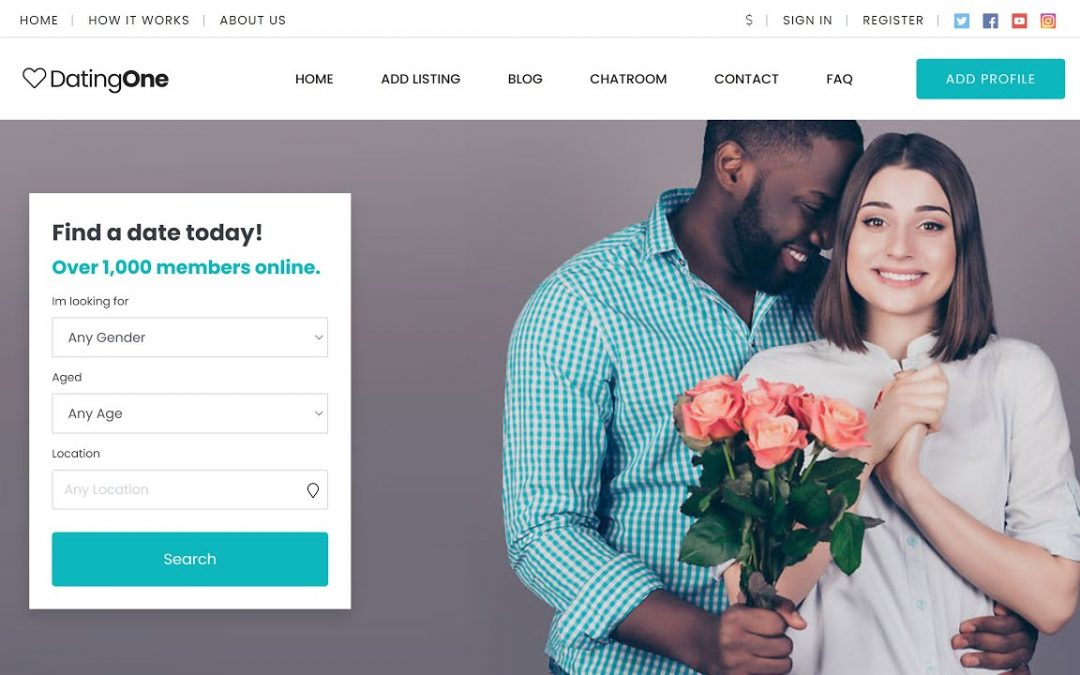 How to Create your Own DATING Website in 5 to 10 Minutes and Make Monthly Recurring Income