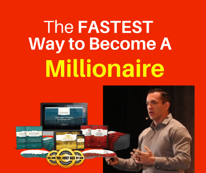 The Fastest Way to Become a Millionaire - Entre Blueprint_By Jeff Lerner of ENTRE Institute