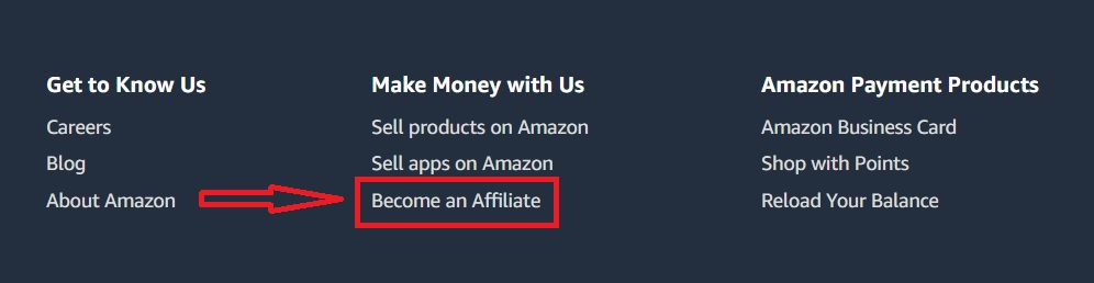Amazon How to Become an Affiliate Link 2021