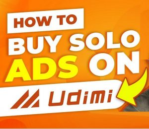 How to Buy Solo Ads on Udimi