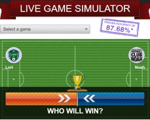 Zcode System -Live Game Simulator_Sports Betting Prediction Software 2021
